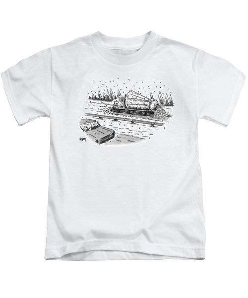 New Yorker February 22nd, 1999 Kids T-Shirt