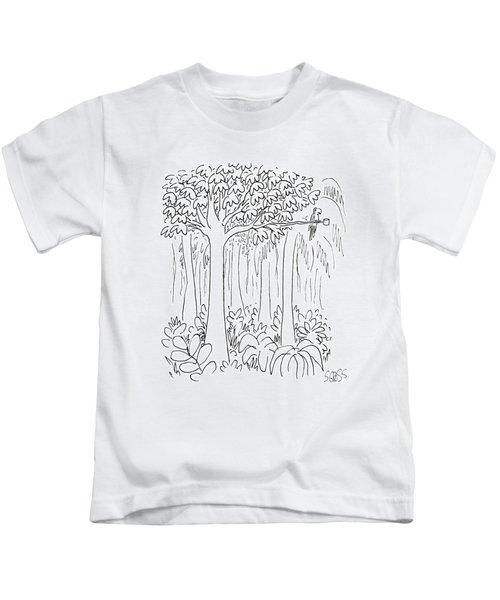 New Yorker January 13th, 1986 Kids T-Shirt