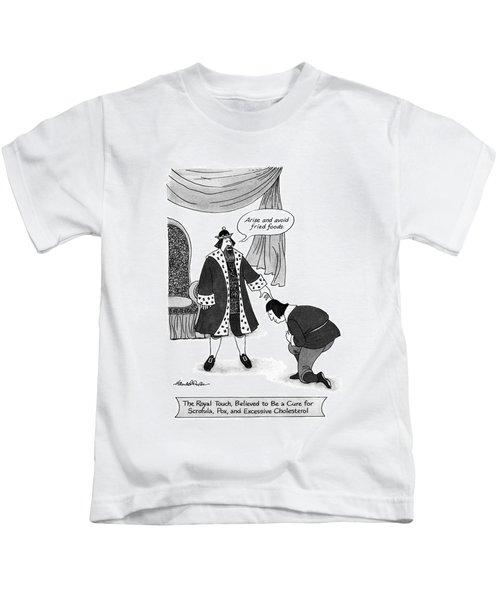 New Yorker January 29th, 1990 Kids T-Shirt