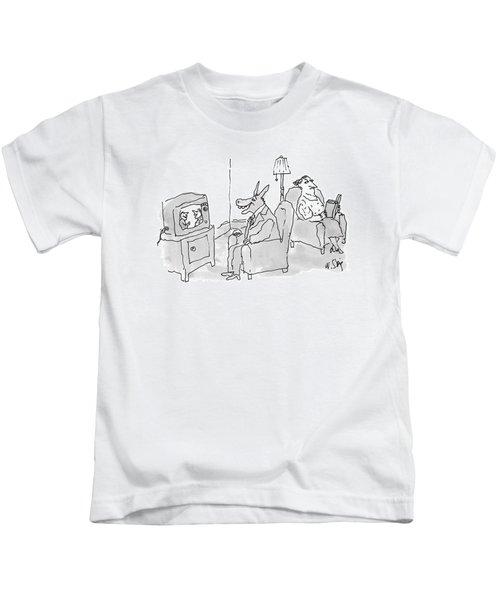 New Yorker June 28th, 1993 Kids T-Shirt