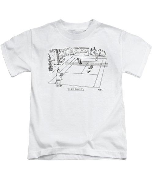 New Yorker June 3rd, 1991 Kids T-Shirt