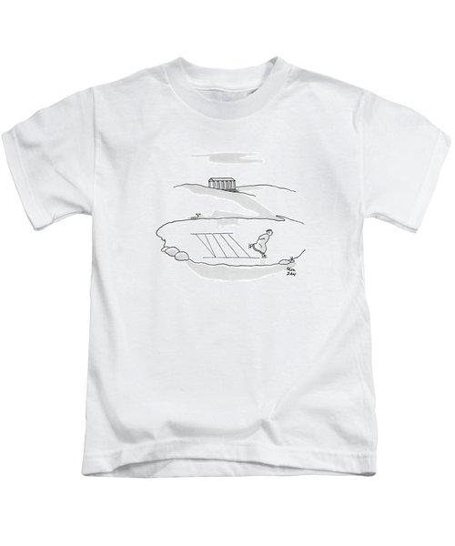 New Yorker March 22nd, 1941 Kids T-Shirt