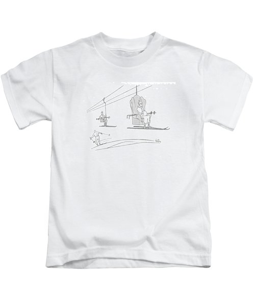 New Yorker March 9th, 1940 Kids T-Shirt