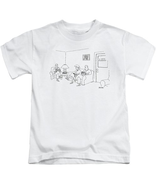 New Yorker May 12th, 1997 Kids T-Shirt