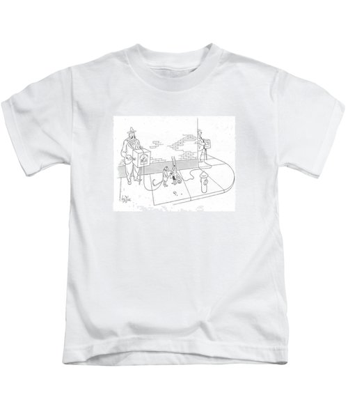 New Yorker May 22nd, 1943 Kids T-Shirt