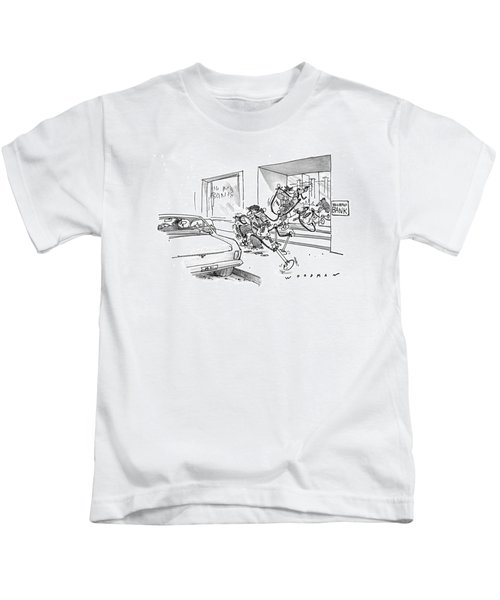 New Yorker May 8th, 1978 Kids T-Shirt