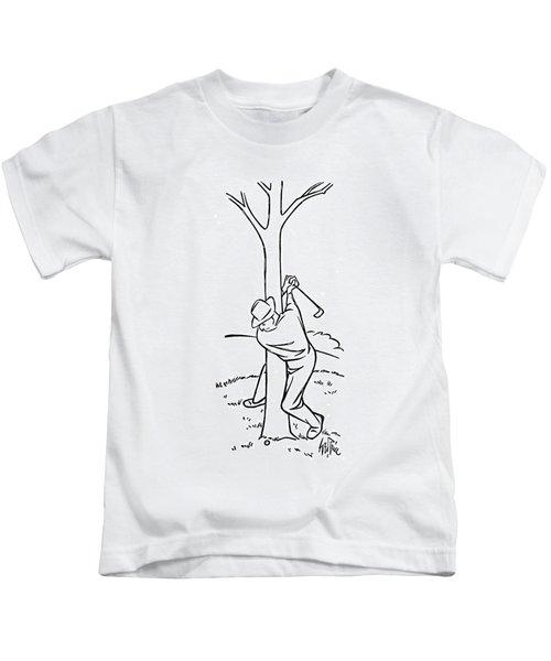 New Yorker November 19th, 1949 Kids T-Shirt