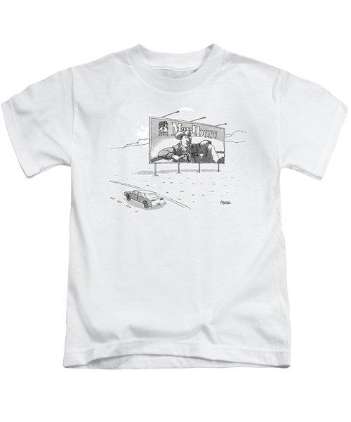 New Yorker November 23rd, 1998 Kids T-Shirt