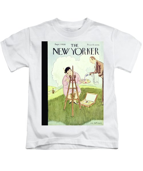 New Yorker September 1 1928 Kids T-Shirt
