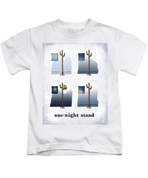 One Night Stand Kids T-Shirt