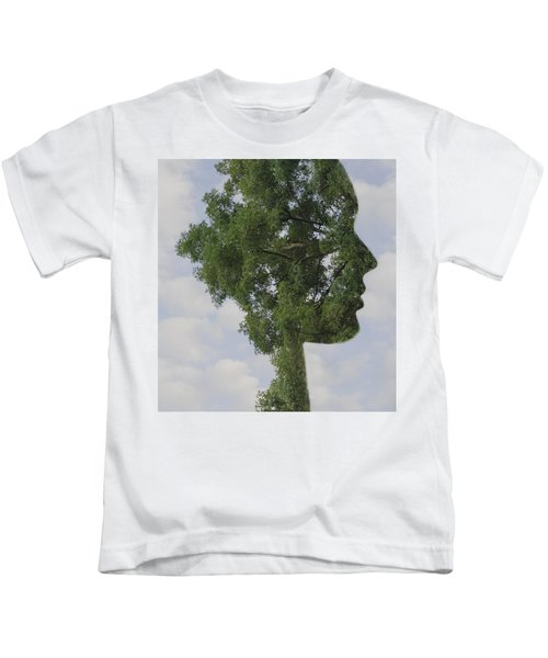 One With Nature Kids T-Shirt