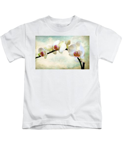 Orchid Heaven Kids T-Shirt
