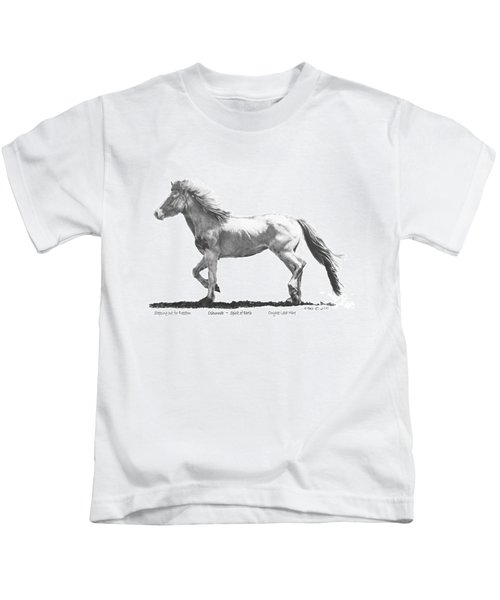 Oshunnah Stepping Out For Freedom Kids T-Shirt
