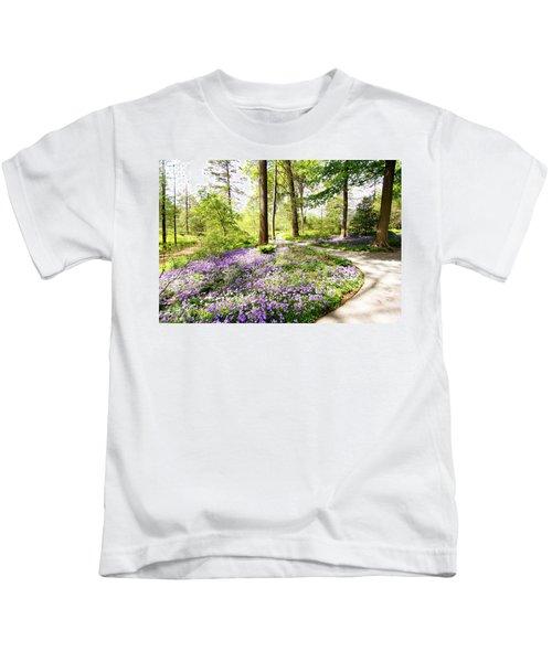 Path Of Serenity Kids T-Shirt