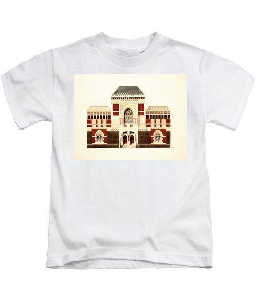 Pennsylvania Academy Of Fine Art Kids T-Shirt