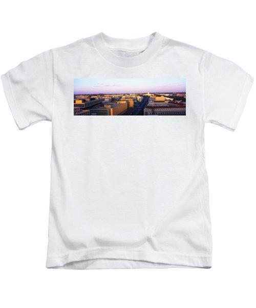 Pennsylvania Ave Washington Dc Kids T-Shirt