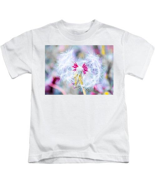 Magic In Pink Kids T-Shirt