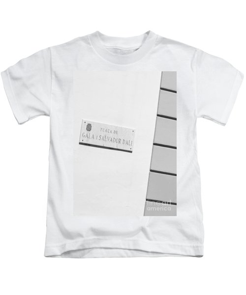 Figueres Kids T-Shirts | Fine Art America