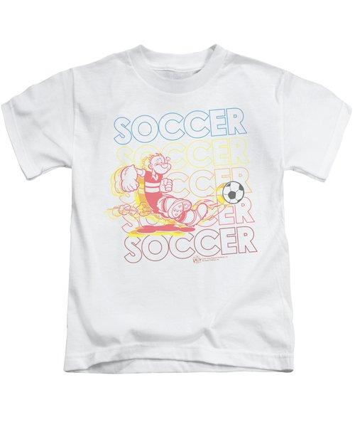 Popeye - Soccer Kids T-Shirt