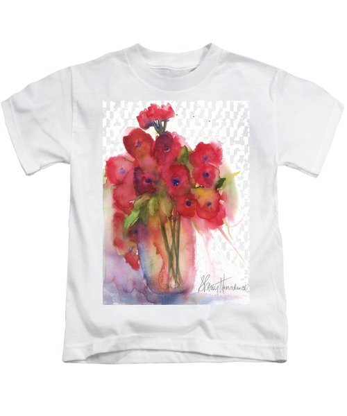 Poppies Kids T-Shirt