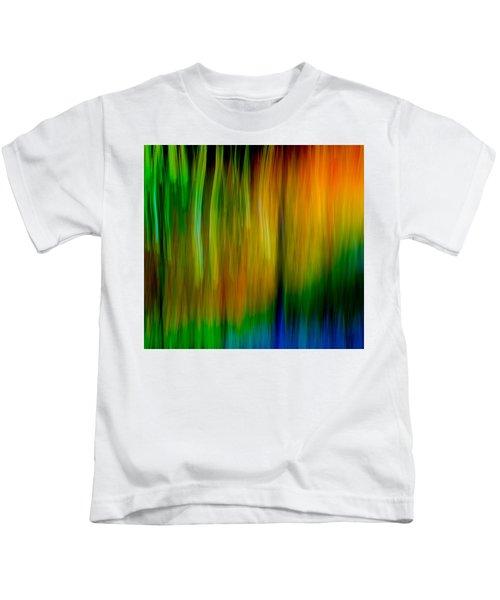 Primary Rainbow Kids T-Shirt