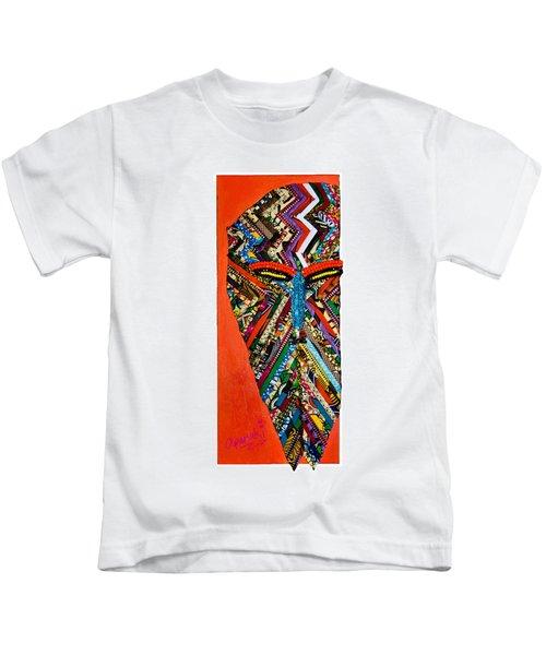 Quilted Warrior Kids T-Shirt