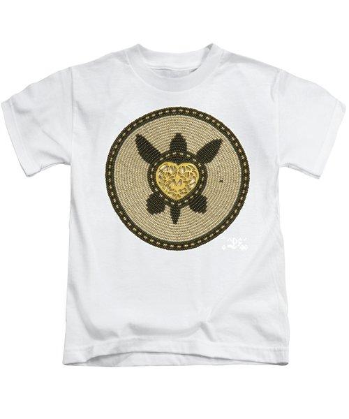 Golden Heart Kids T-Shirt