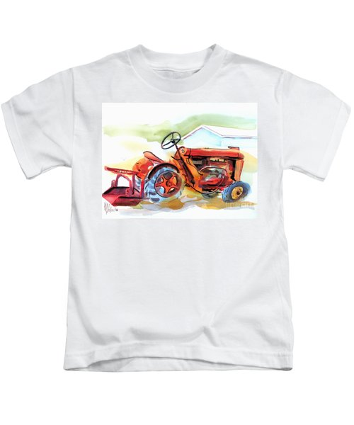 Ready For Work  Kids T-Shirt