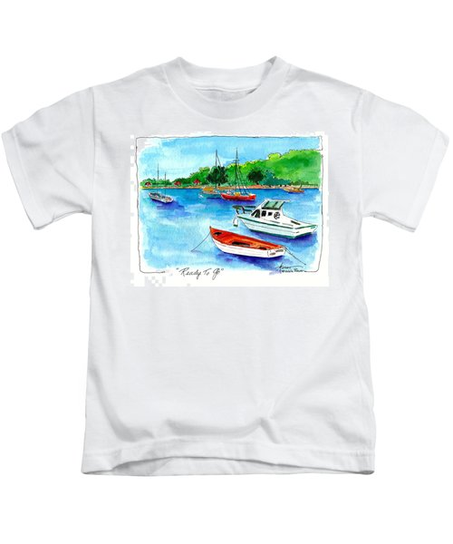 Ready To Go Kids T-Shirt
