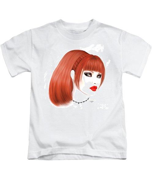 Redhead Cassia Kids T-Shirt