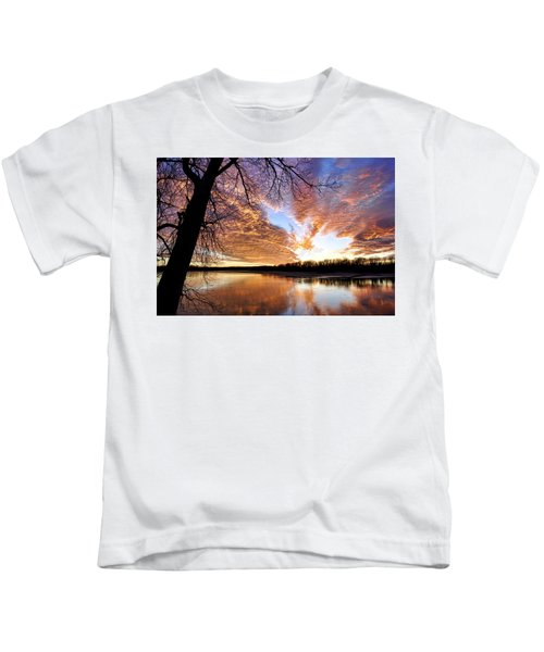 Reflected Glory Kids T-Shirt
