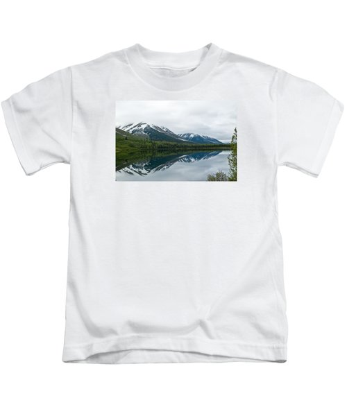 Reflection Montana  Kids T-Shirt