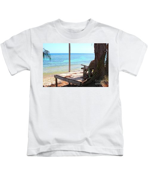 Relax Porch Kids T-Shirt
