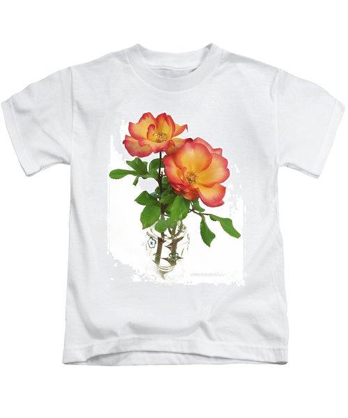 Rose 'playboy' Kids T-Shirt