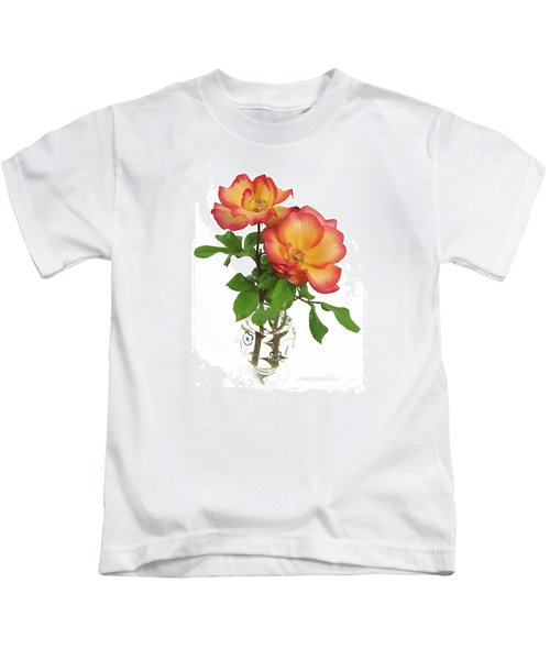 Rose 'playboy' Kids T-Shirt
