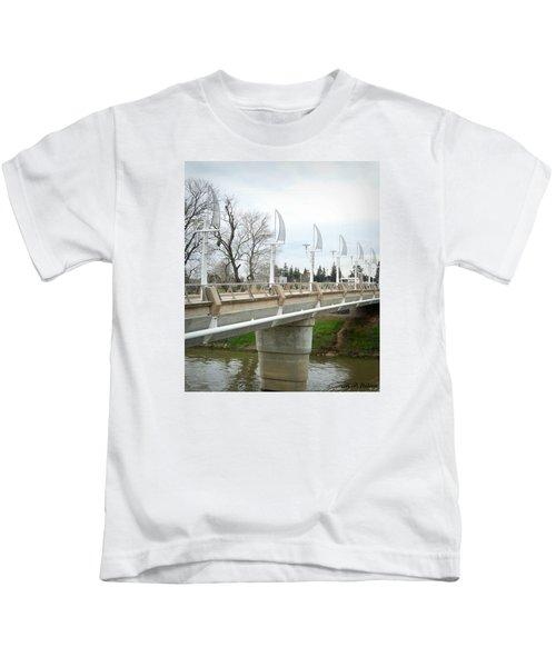 Sactown Water District Kids T-Shirt