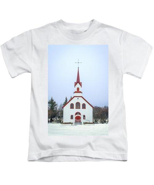 Saga Of Eternity Kids T-Shirt