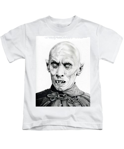 Salem's Lot Kids T-Shirt