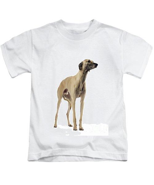 Saluki Dog Kids T-Shirt