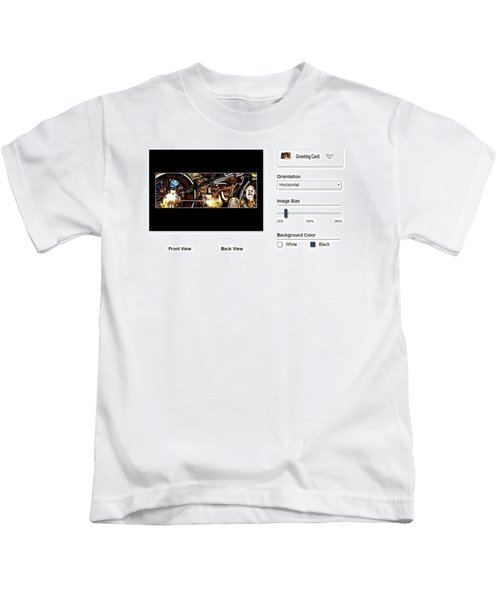 Sample Greeting Card Kids T-Shirt