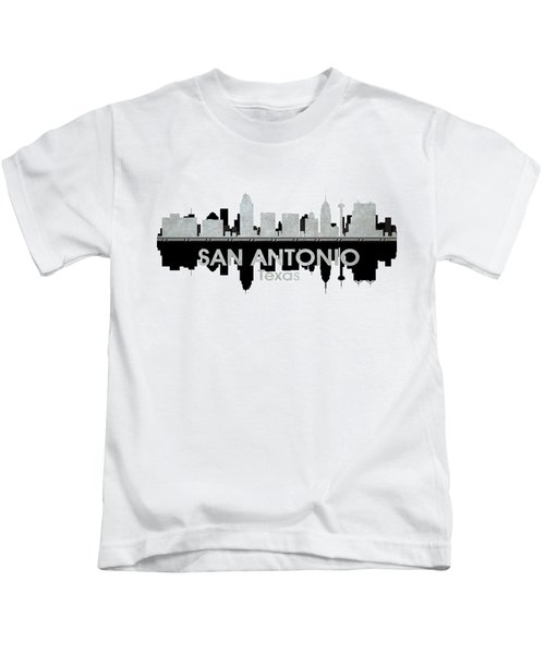 San Antonio Tx 4 Kids T-Shirt