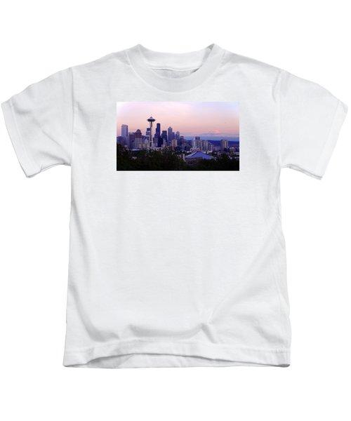 Seattle Dawning Kids T-Shirt