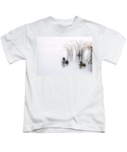 Serene Moments Kids T-Shirt