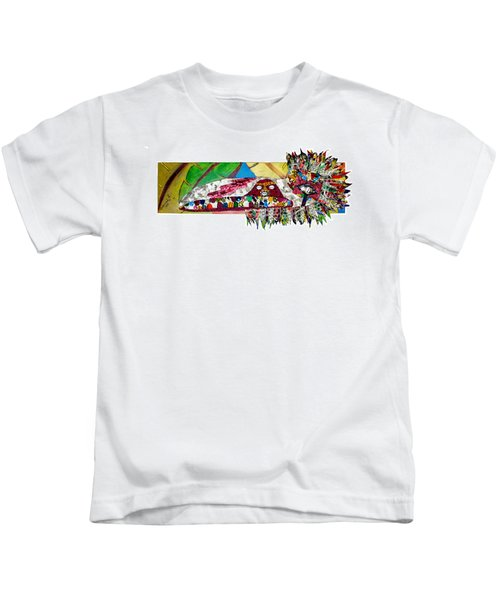 Shango Firebird Kids T-Shirt