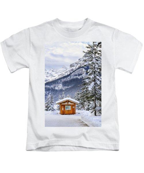 Silent Winter Kids T-Shirt