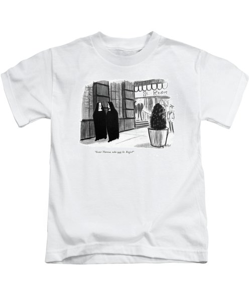 Sister Theresa Kids T-Shirt