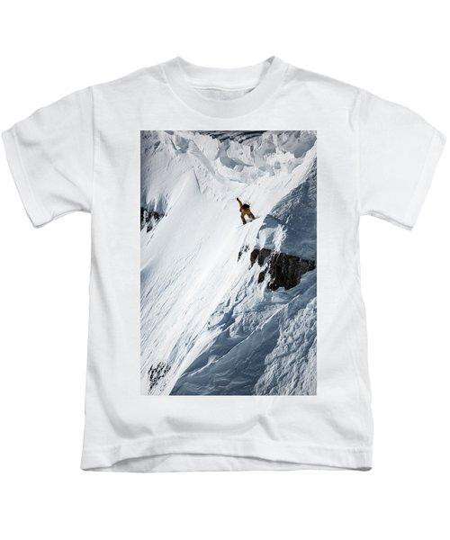 Skiing Kids T-Shirt