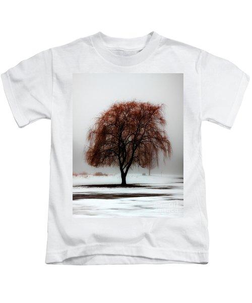 Sleeping Willow Kids T-Shirt