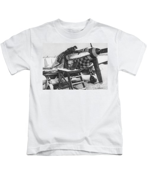 Slybird Winter Kids T-Shirt