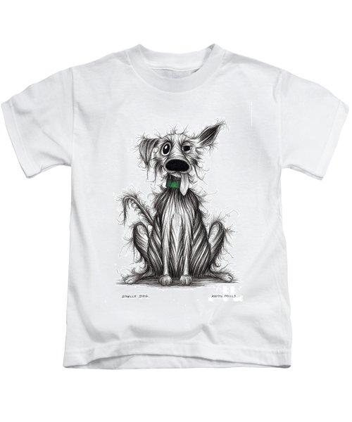 Smelly Dog Kids T-Shirt